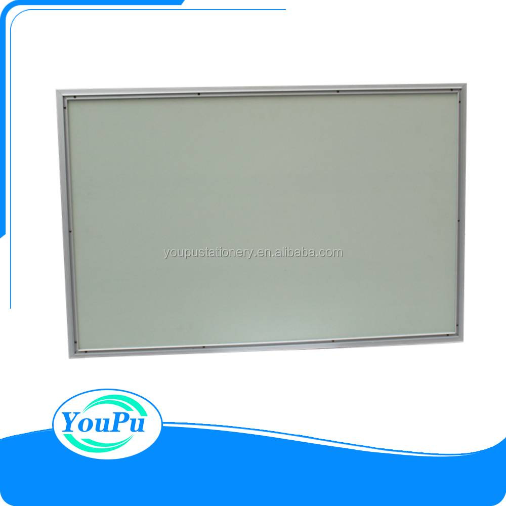 Stationery office supply dry erase surface magnetic Day Planning Board