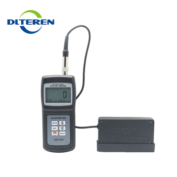 Different types paint marble digital gloss meter testing instrument precise
