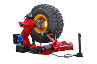 CD540 high-accuracy tire changer for truck repair machine