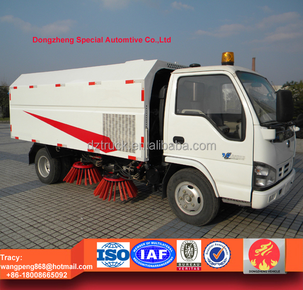 road sweeper truck, Floor sweeper truck for sale