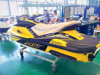 China high quality high speed 3 persons 1800CC 4 Stroke wave runner jet ski price supplier manufacture for sale with CE