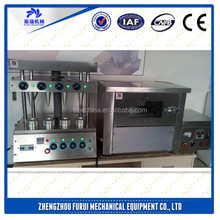 Stainless steel cone pizza equipment/cone pizza production line