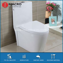 sanitary ware ceramic washroom one piece toilet
