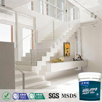 Interior & Exterior Alkali Resistant Waterbased Stucco Paint