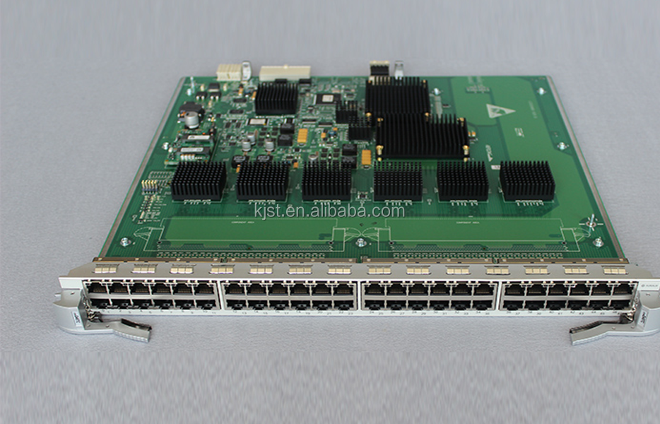 Huawei S9303 S9306 S9312 LE0DF48TFA00 48-port 10 / 100BASE-T interface card (FA RJ45) S9300