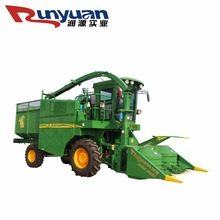 Sweet corn Grass Silage forage machine harvester for sale
