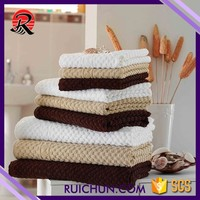 China Factory Absorption Organic Fabric Cotton Bath Towel