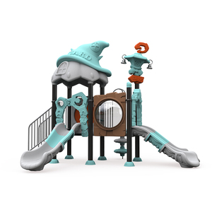 Cheap Small Outdoor Gym Plastic Exercise Playground Equipment for Sale Outdoor Plastic Outdoor Playground