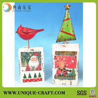 Lovely christmas craft and arts for home decoration