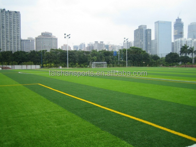 FIFA Approved Green Color cheap Football Grass for Soccer Field, artificial Grass for indoor football field turf