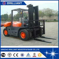 Good Quality 8 Ton Manual Hydraulic Forklift for Sale