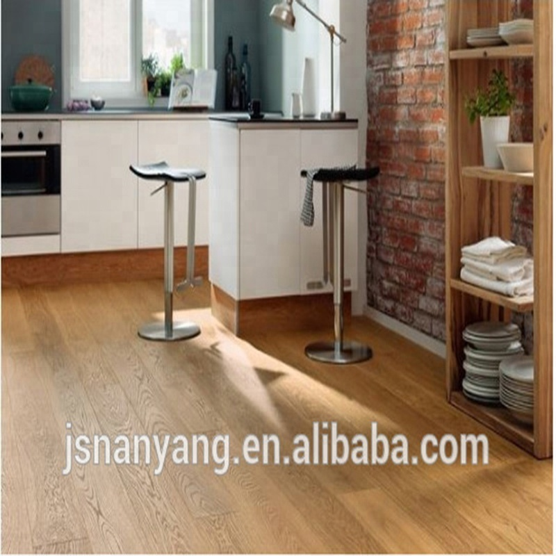 Factory European <strong>Oak</strong> engineered wood flooring for sale