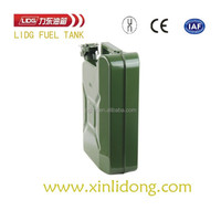 10L metal portable oil jerry can