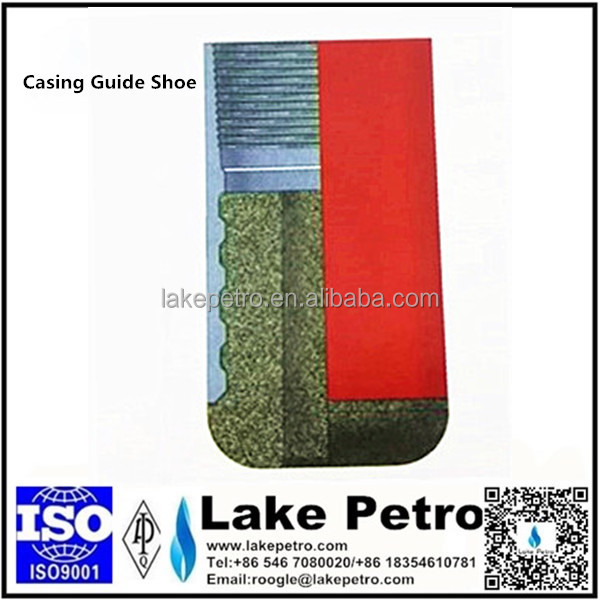 API Cementing Tools Casing Guide Shoe