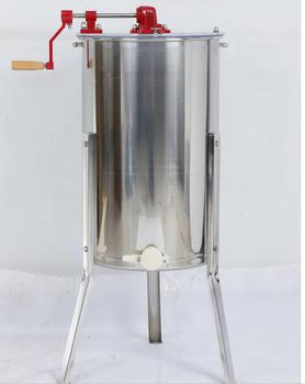 beekeeping tools stainless steel manual 2 frames honey extractor
