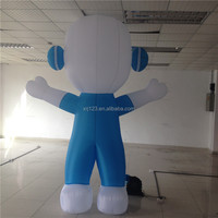Canton fair best-selling inflatable cartoon model made in China