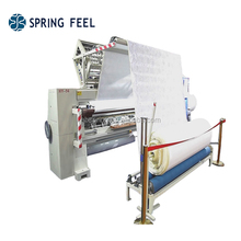 Fast Production Speed Computerized Multi Needle Mattress Quilting Sewing Machine