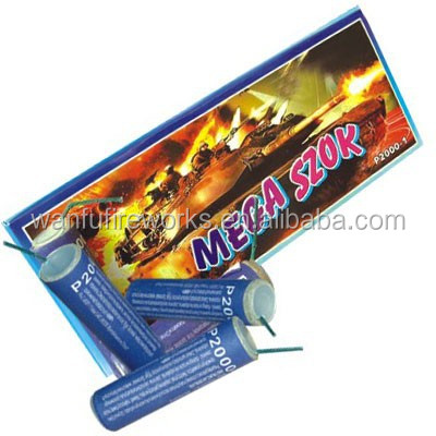 Silver cracker fireworks or banger fireworks for sale