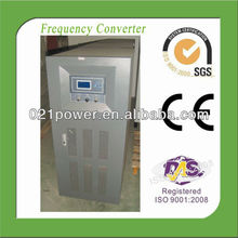 220v 60hz to 380v 50hz frequency converter
