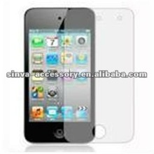 New products! Transparent Clear Screen Protective Film for iphone 4G iphone5, Made of High Grade PET