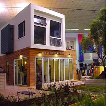 Luxury Steel Frame Container Prefabricated Houses