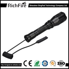 green hunting flashlight,1000lumen hunting flashlight,3watt lamps for hunting flashlight&torch