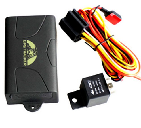 car alarm vehicle car gps tracker sd card slot Real-time tracking, retrieve of lost vehicles, cargo