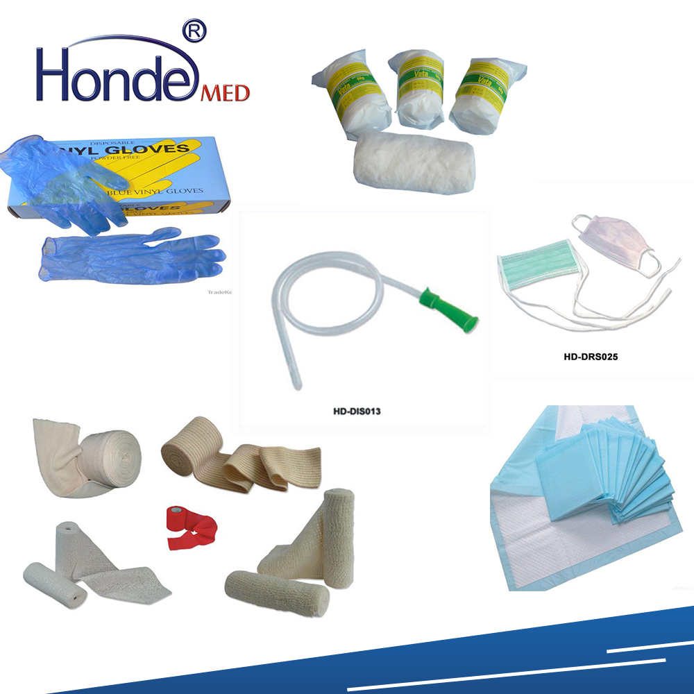 Chinese medical device medical equipment disposable