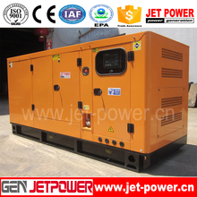Manufacturer Direct Production 400V 230V 100kVA Diesel Generator 50Hz