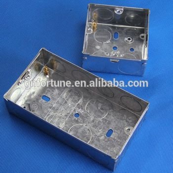 high quality weatherproof electrical outlet enclosure distribution box for electronic product