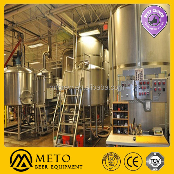 craft beer equipment for mexican beer