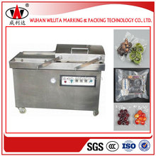 Willita reliable double chamber hardware food Vacuum Packing machine
