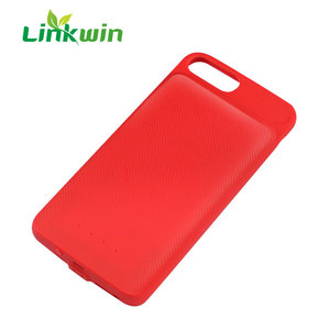 mobile phone shell, Portable Smart battery case for iphone 7 With Power Bank for iPhone6/6s/7/8plus