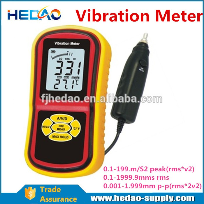 New vibration measurement tool with cheap price