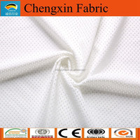 hot sale warp knit polyester mesh fabric for sport wear