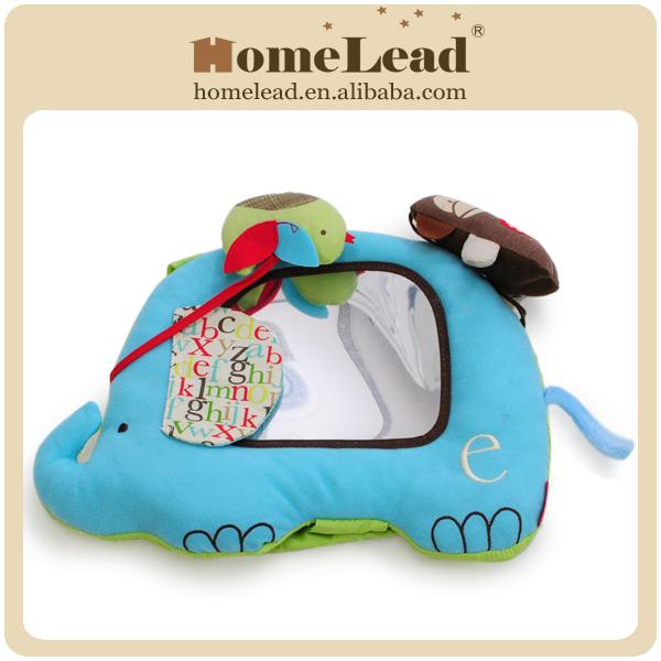 super cute animal en peluche b b miroir de voiture r troviseur id du produit 500002268150. Black Bedroom Furniture Sets. Home Design Ideas