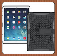 12.9-inch TPU PC Smart Cover + Hard Back Case for iPad Pro