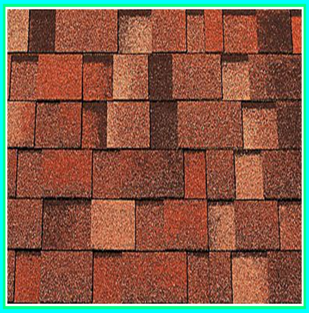 Glass Fiber Based Polymer Cement Roofing Shingles