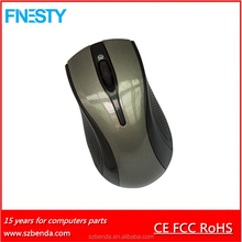 Promotion Gift New design 3d wired optical cheap mouse M208