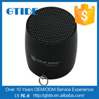 New Promotional Gift Items Office Gift Customized Handheld Mini Bluetooth Speaker Suitable for Phone