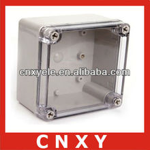 Steel City Electrical Main Switch Box with Clear lid