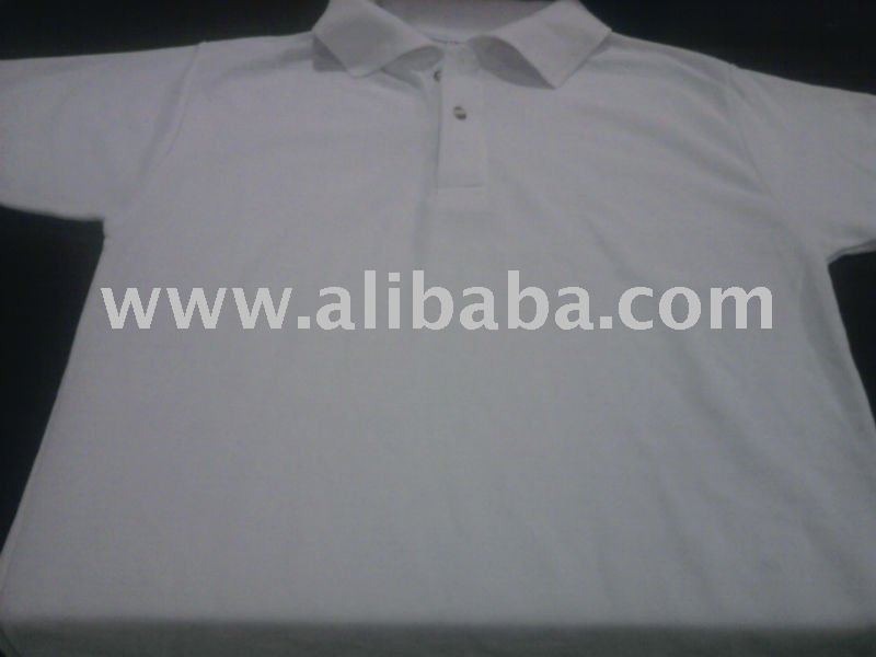 100 % cotton pique shirt