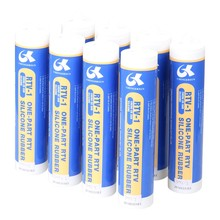 Silicone Synthetic Rubber Adhesive Neutral elastic adhesive sealant