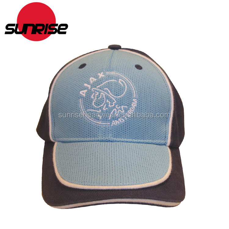 High quality fashion caps in china factory mens baseball caps