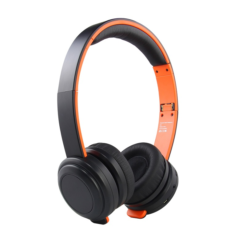 Jabees <strong>Bluetooth</strong> V4.1 Headphone Audio Cordless Wireless Headphones for Phone and Music