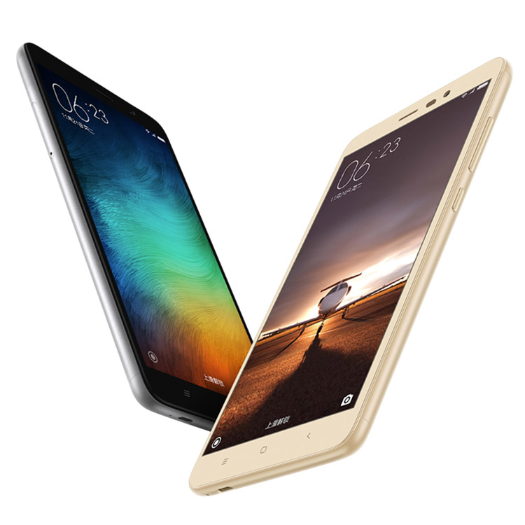 Xiaomi Redmi Red Mi Note 3 Note3 Pro 4 G 4G Smartphone Mobile Phone 2GB 16GB or 3GB 32GB Android 6.0 16MP