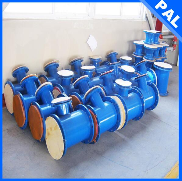 Dia 250mm Self-lubricating pvc elephant pipe used in smelting industry
