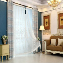 Jacquard fabric home decor hotel decor import curtains