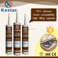 neutral high temperature extreme resistant RTV silicone
