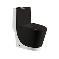 High Quality One Piece Dual-Flush Toilette